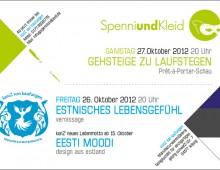 Postkarte Spenni & kunZ