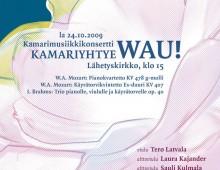 Poster WAU