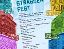 Poster Georg-Schwarz-Straßen-Fest