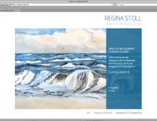 Website Regina Stoll