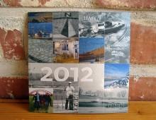 Jahresendkarte 2012